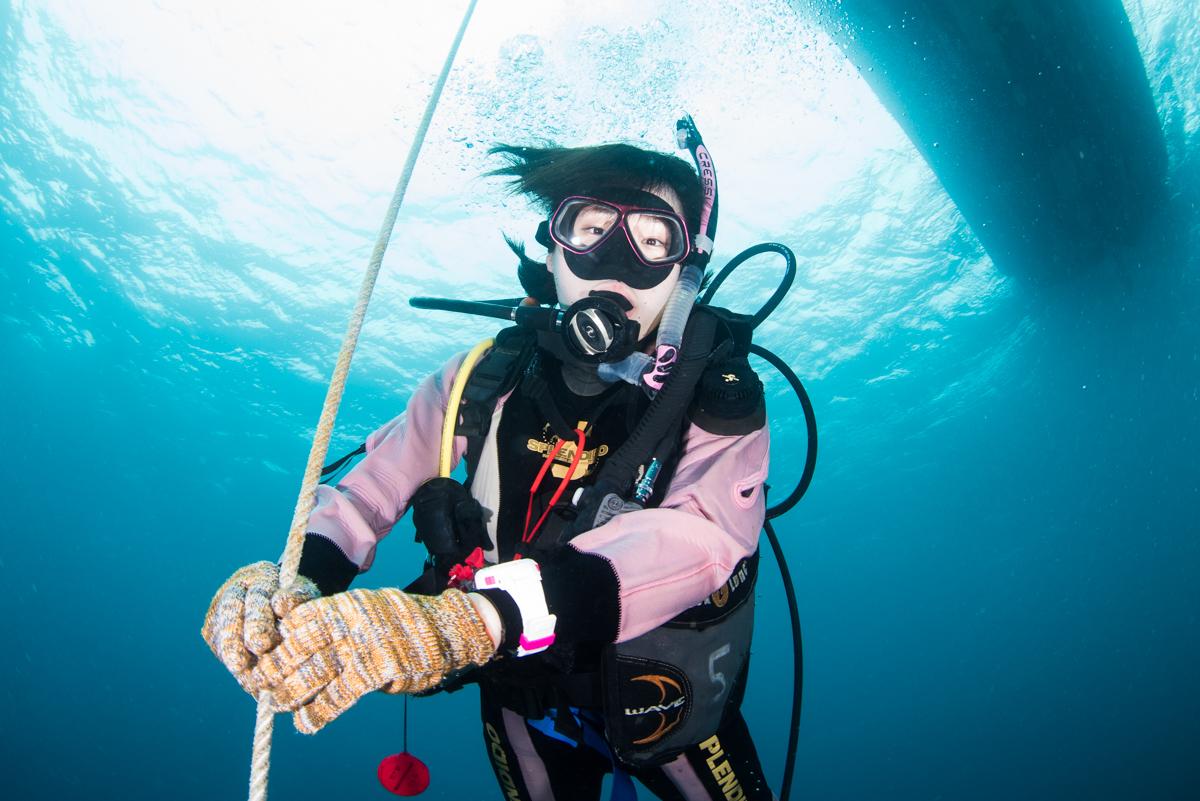 沖縄ダイビングショップの求人 未経験歓迎